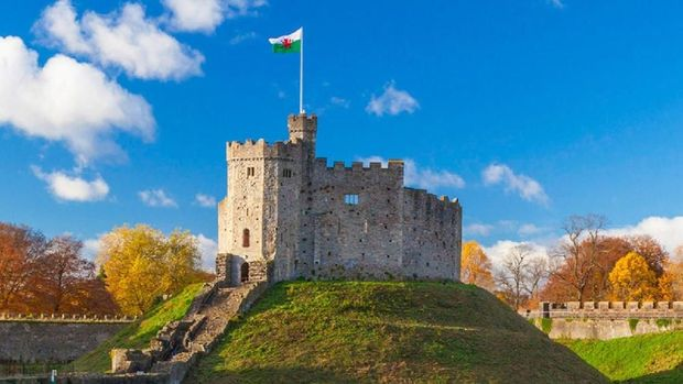 Cardif Castle (Visit Cardiff)
