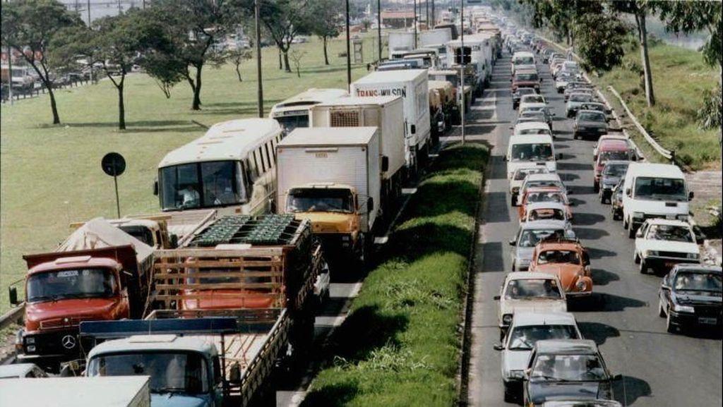 Potret Kemacetan Terparah di Dunia, Semoga Mudik di RI Tak Begini
