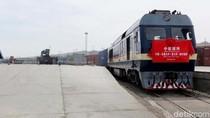 Potret Jalur Sutra Modern di Xinjiang