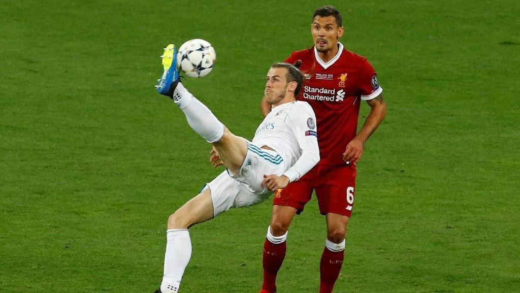 Ini Kata Gareth Bale soal Gol Saltonya di Final Liga Champions 2018