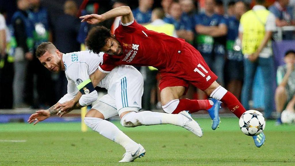 Pembelaan untuk Sergio Ramos dari Eks Pemain Liverpool