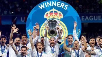 Hat-trick Sekaligus Gelar ke-13 Real Madrid di Liga Champions