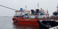 Dua kapal yang angkut BBM ilegal.