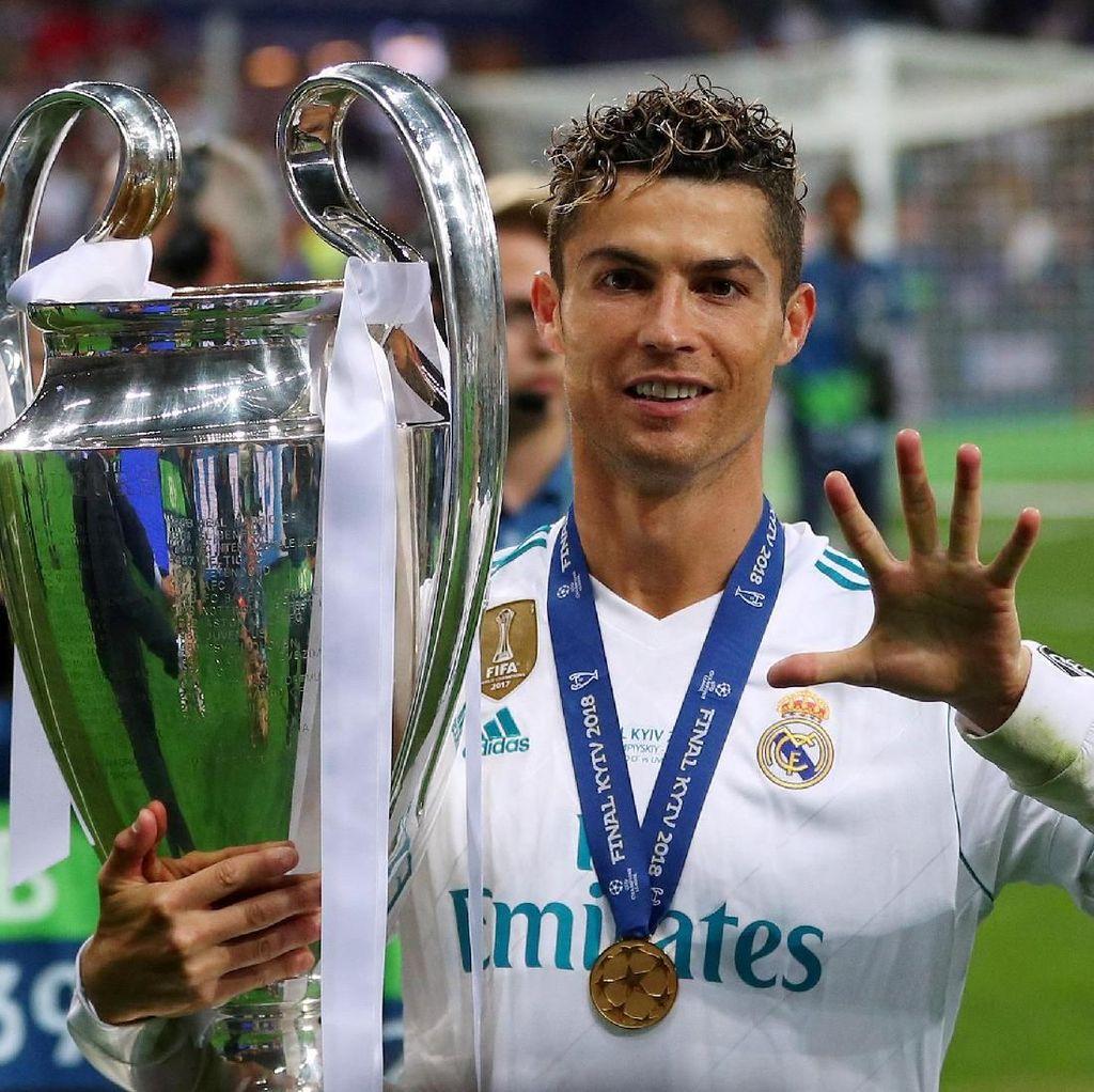 Usulan Cristiano Ronaldo: Liga Champions Jadi Liga CR7