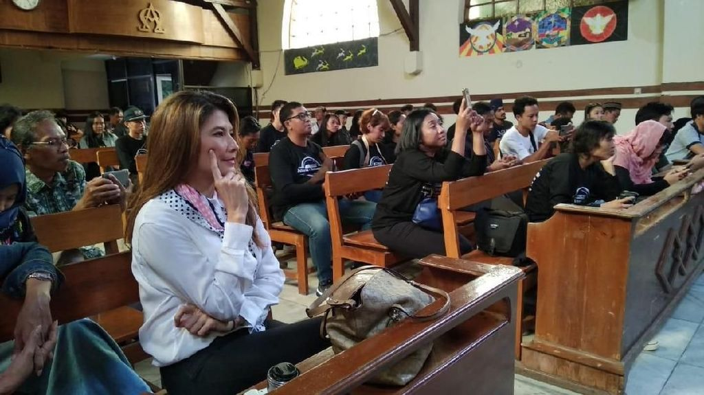 Tamara Bleszynski Kagumi Program Perjalanan Lintas Iman Peace Train