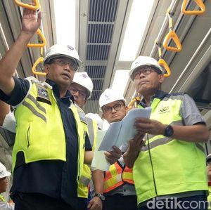 Budi Karya: Naik LRT Harus Jadi Lifestyle Warga Palembang