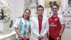 Sosok dr Rocky, Dokter Langganan Lucinta Luna sampai Andika Kangen Band