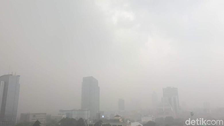 Hujan Deras di Jakarta, Ini Lokasi Genangan dan Pohon Tumbang