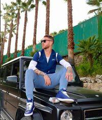 Mercy G-Class Sergio Ramos