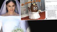 Rilis Gambar Tentang Royal Wedding, Perusahaan Cokelat Asal Jerman Ini Disebut Rasis