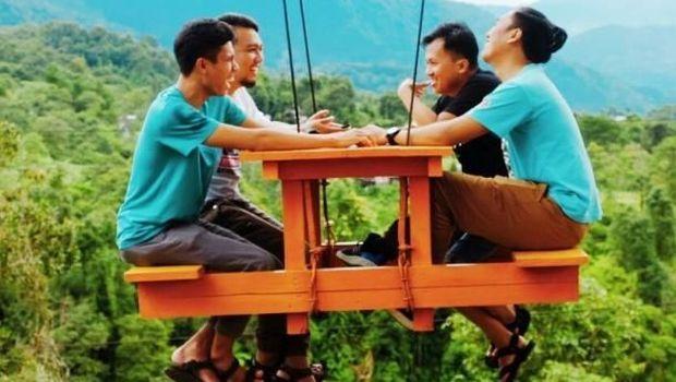Ranggon Hills Gunung Salak Bogor