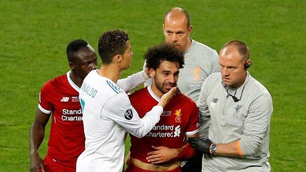Cederanya Mohamed Salah menjadi kunci kemenangan Madrid di final Liga Champions 2018.
