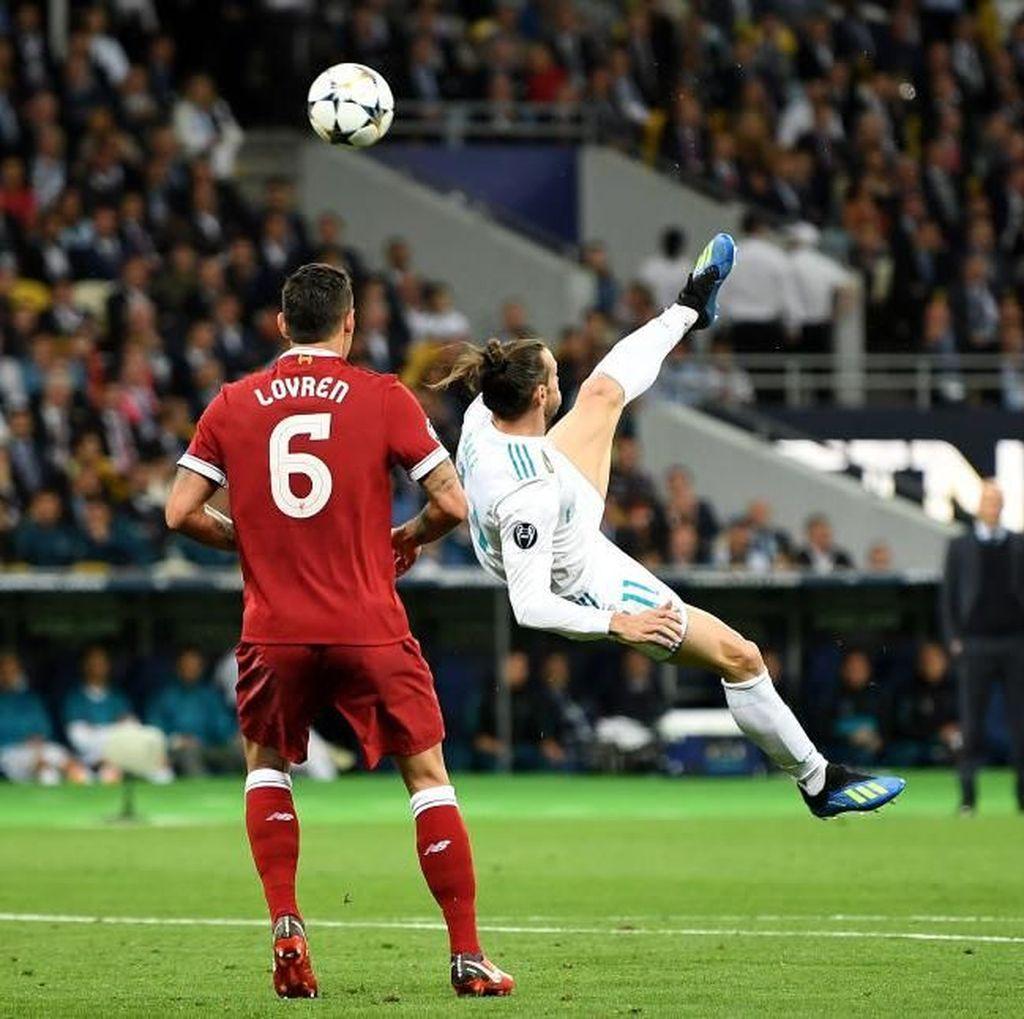 Gol Level Dunia Gareth Bale