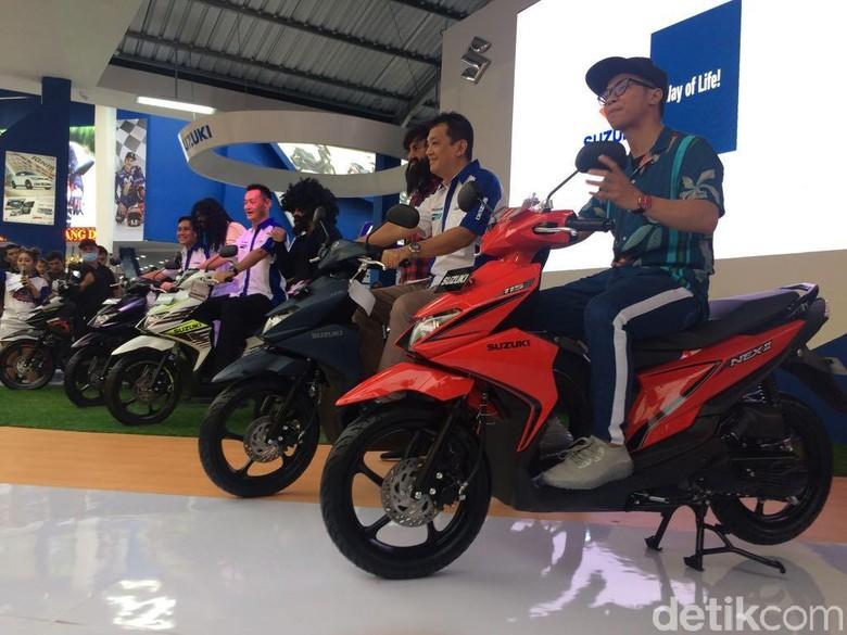 Suzuki Nex II Foto: Khairul Imam Ghozali