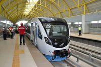 LRT Palembang | Sumber: CNBC Indonesia