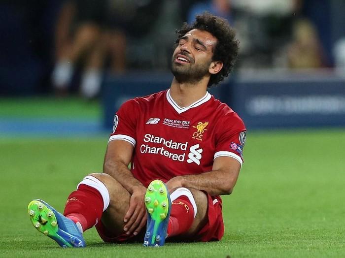Kenali risiko cedera saat olahraga seperti yang dialami Mohamed Salah/Foto: REUTERS/Hannah McKay