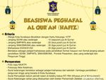 Keren! Pemkot Surabaya Beri Beasiswa Khusus Penghafal Al Quran