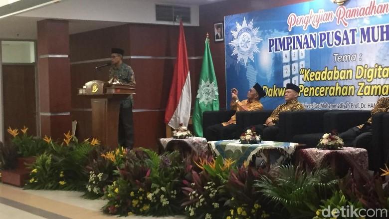 Ketum Muhammadiyah Minta Mubalig Ikuti Perkembangan Digital