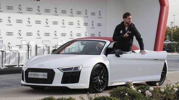 Audi R8 Sergio Ramos