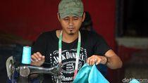 Pertamina Dumai Ajak Mitra Binaan Belajar Jahit di Bandung