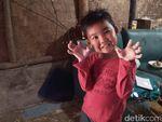 Menjumpai Alif, Bocah di Tangerang yang Viral Hanya Makan Nasi-Garam