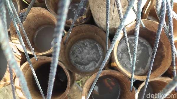 Cocok untuk Berbuka, Es Legen Banyak Diburu di Rembang
