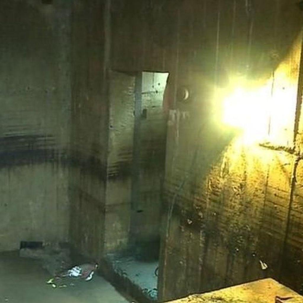 Ruang Bawah Tanah Era PD II Ditemukan di Kebun Rumah Warga Inggris