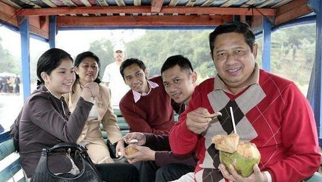 Intip Gaya Kulineran SBY yang Suka Mencicipi Makanan Tradisional