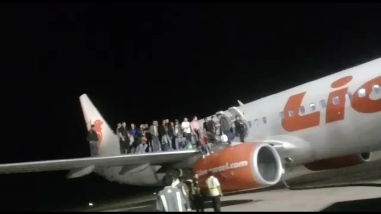 Penumpang Lion Air yang Ngaku Bawa Bom Terancam 8 Tahun Penjara