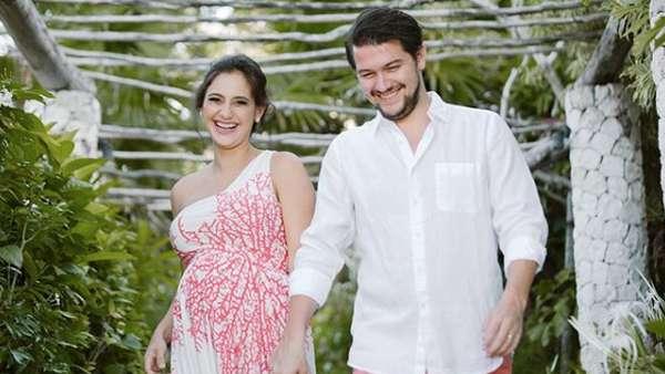 Marissa Nasution Makin Menawan Jelang Lahiran