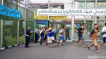 Skenario Evakuasi Napi Lapas Narkotika Yogya jika Merapi Erupsi