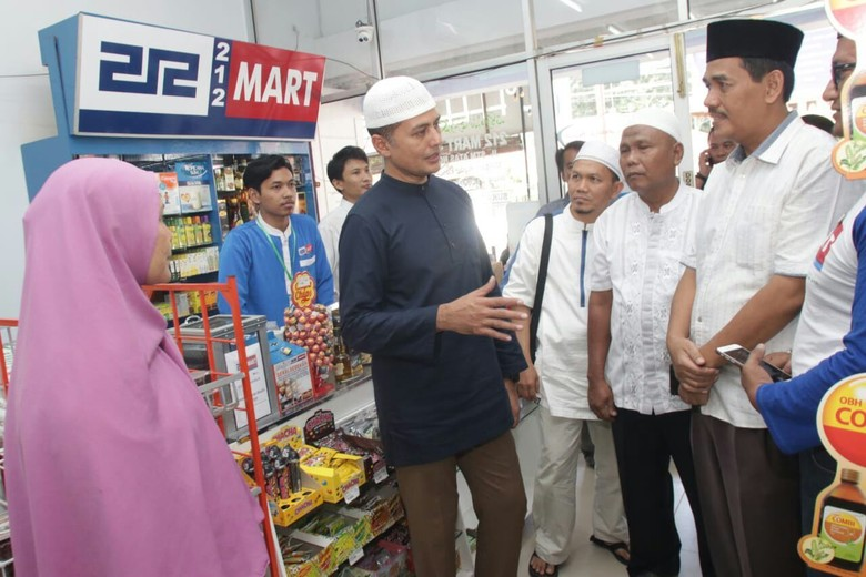 Rencana Cawagub Ijeck Kembangkan 212 Mart di Sumut