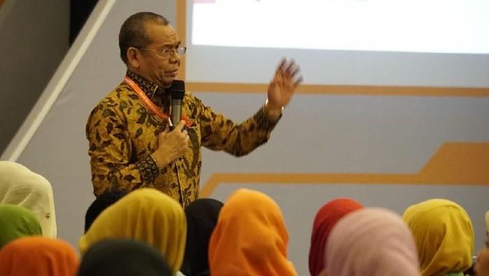 Direktur Bina Haji Kemenag Khoirizi H Dasir. (Dok: MCH 2018)