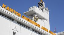 Cerita tentang Menara Jam Kuno di Atas Kantor Gubernur Jatim