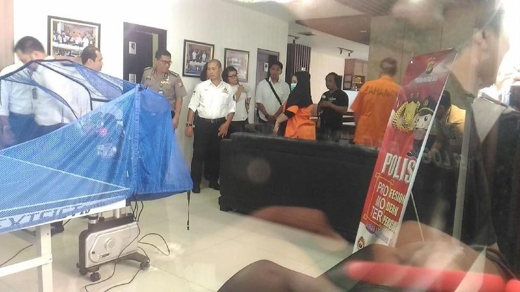 Polda Serahkan Berkas Dhawiya ke Kejari Jaktim