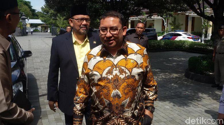 Anies Potensi Jadi Capres, Fadli: Prabowo Penantang Utama Jokowi