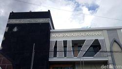 Masjid Kabah di Makassar Jadi Destinasi Wisata Religi Saat Ramadhan
