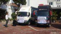 14 Mobil Layanan Penukaran Uang Diluncurkan di Malang
