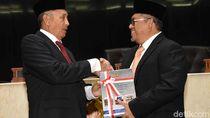 Jelang Pensiun Gubernur Jabar Terima Opini WTP Ketujuh dari BPK