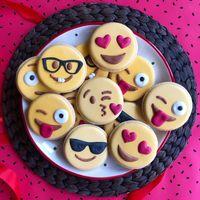 Cookie lucu dari brand Sugar Rush by Steph.
