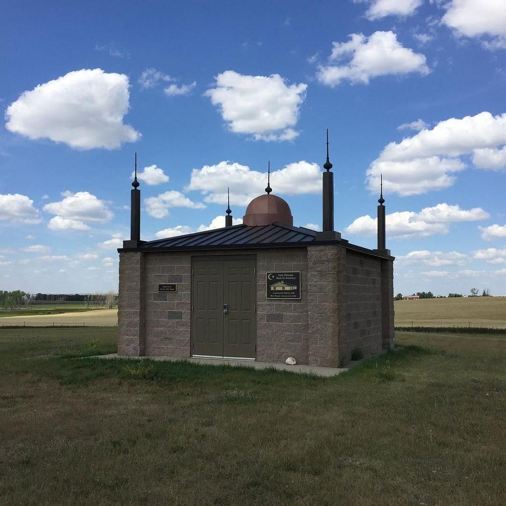Foto: Masjid Pertama di Negeri Paman Sam