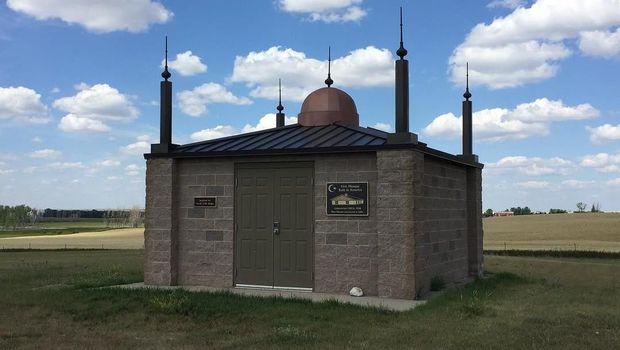 Masjid pertama di amerika serikat North Dakota