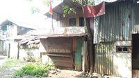 Rumah yang ditempati Alif di Tangerang /