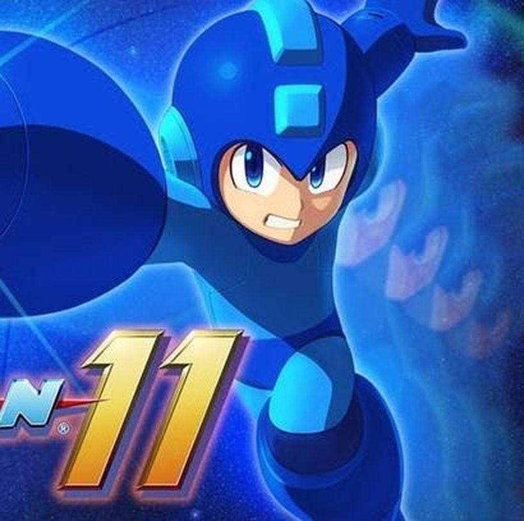 Inikah Jadwal Rilis Mega Man 11?