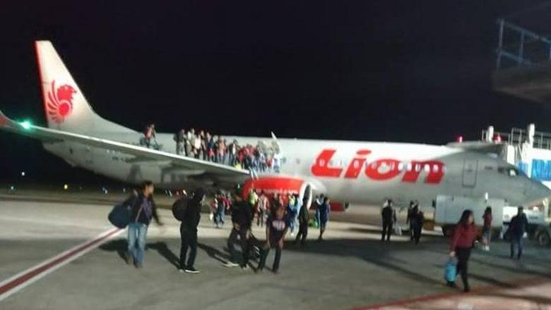 Berita Ancaman Bom Lion Air