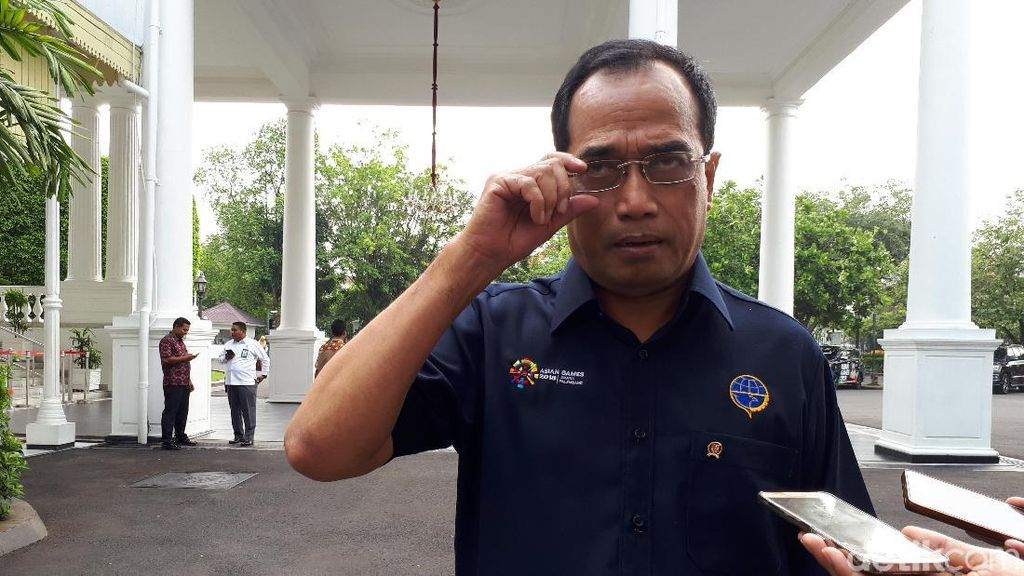 Menhub Klaim Sebagian Driver Ojol Batal Demo saat Asian Games