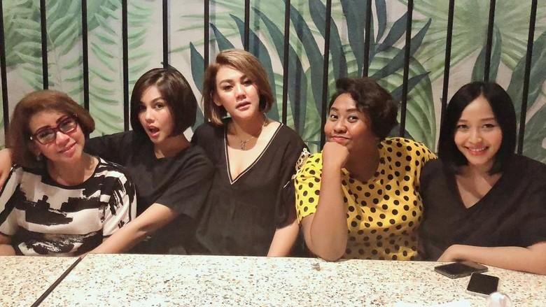 Vanesha Prescilla Berambut Pendek, Netizen: Sosok Milea Gimana?