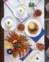 Asyik! Buka Puasa Rame-rame dengan Menu Platter di 5 Restoran di Jakarta Ini