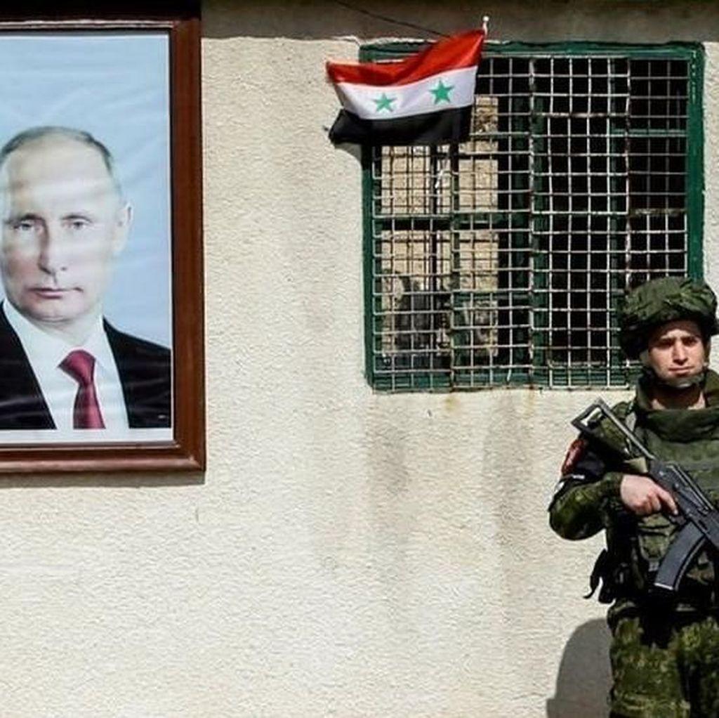 4 tentara Rusia Tewas dalam Pertempuran dengan Kelompok ISIS di Suriah