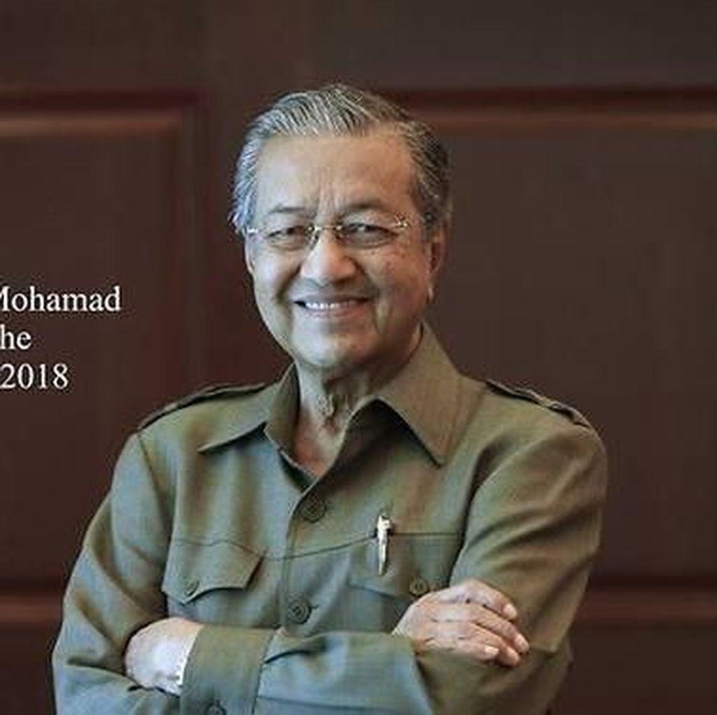 Muncul Petisi Nobel, Putri Mahathir: Ayah Tak Harapkan Penghargaan